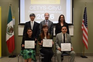 CityU blog Presidential Scholarships