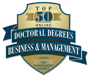 Doctor of Business Administration reaches #9!