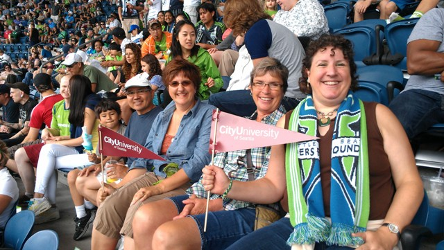 CityU Days with Seattle Sounders FC 2016