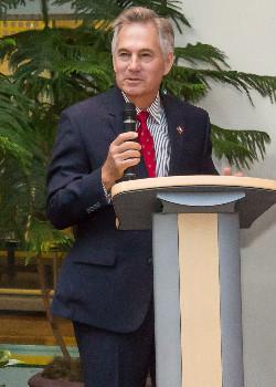 President Randy Frisch