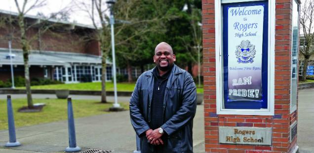 Jason Smith at Rogers High School