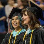 CityU Graduates smiling