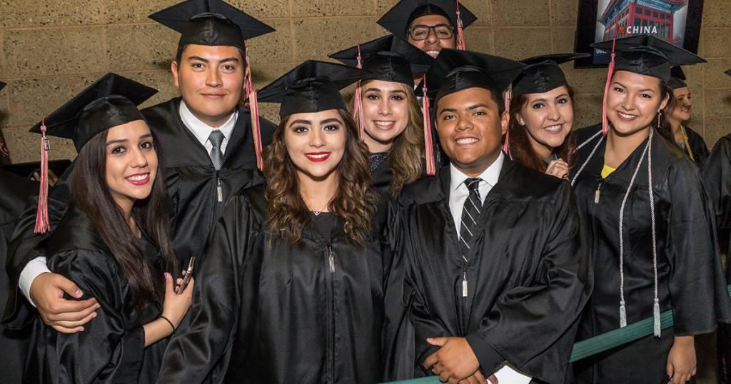 CityU Graduates group photo