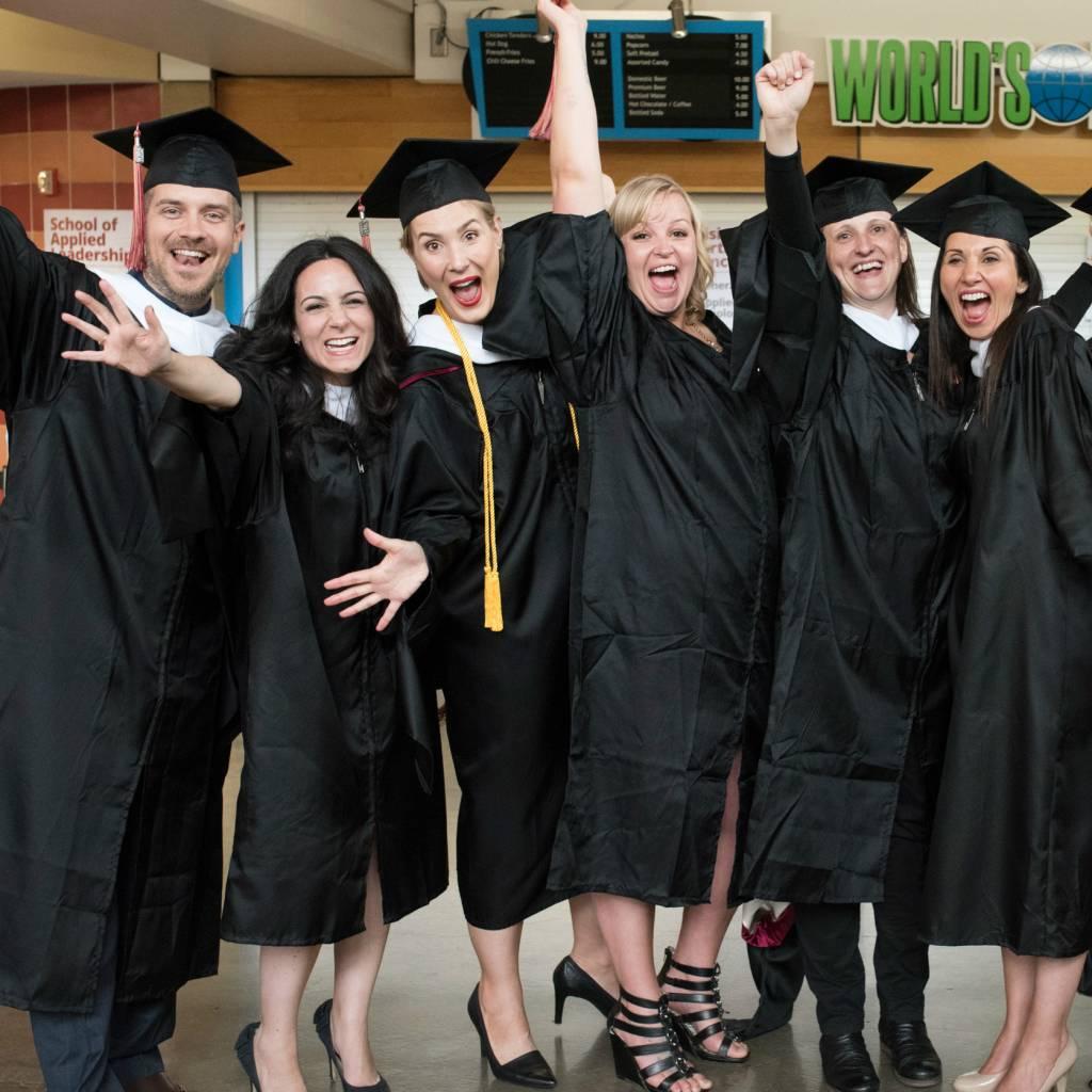 CityU Graduates after Graduation