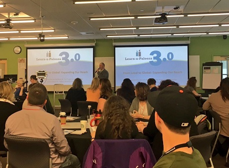 CityU hosts this year's Learn-a-Palooza event