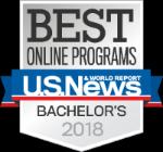 Best Online Bachelor's Programs U.S. News logo