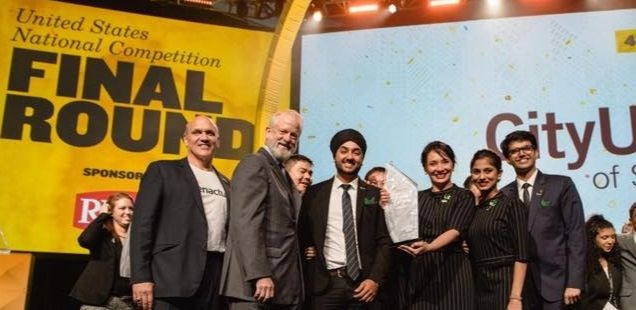 CityU Enactus 2018 National Competition