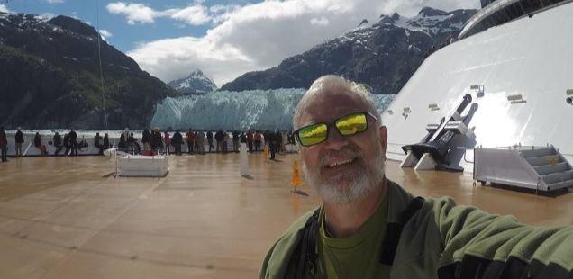 Gary Siville in Alaska