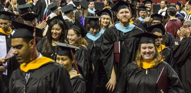 Celebrating success: A graduate's perspective on commencement