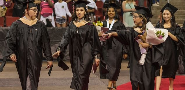 Graduate says CityU's small size gave her big opportunities
