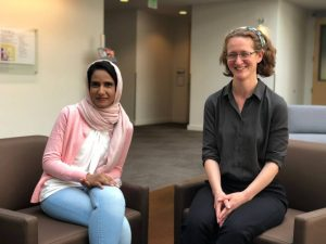 Rawan and Christen interview
