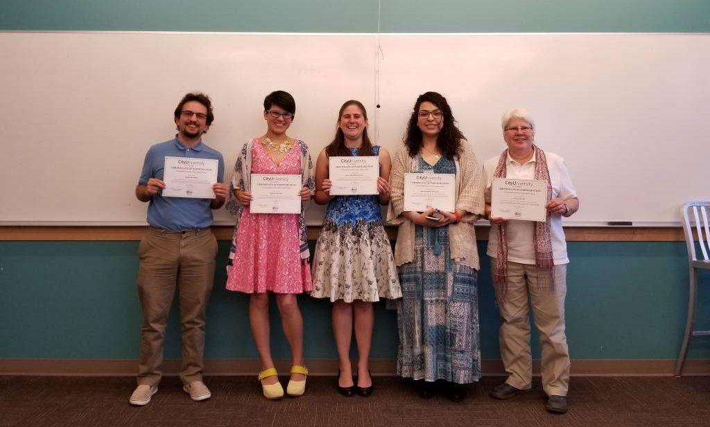 TESOL at CityU: Innovation, Creativity, and Teamwork