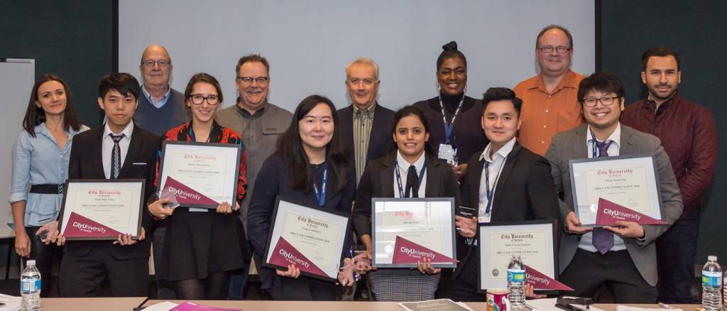 CityU's 5th Annual MBA Case Competition