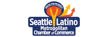Seattle Latino American Chamber of Commerce logo