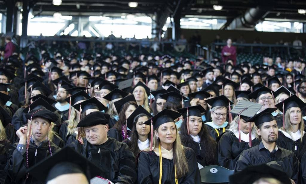 Highlights from CityU's 44th Commencement