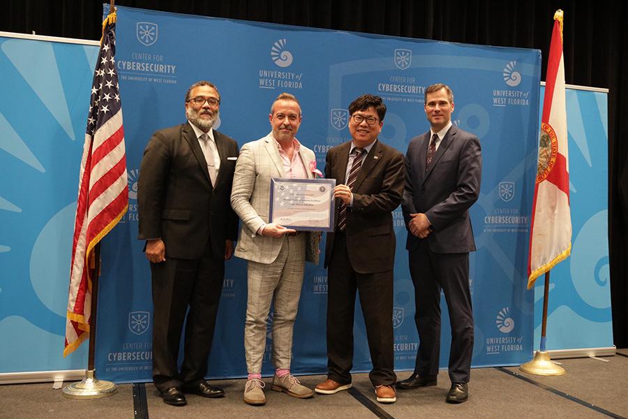 CityU accepting CAE-CDE designation.