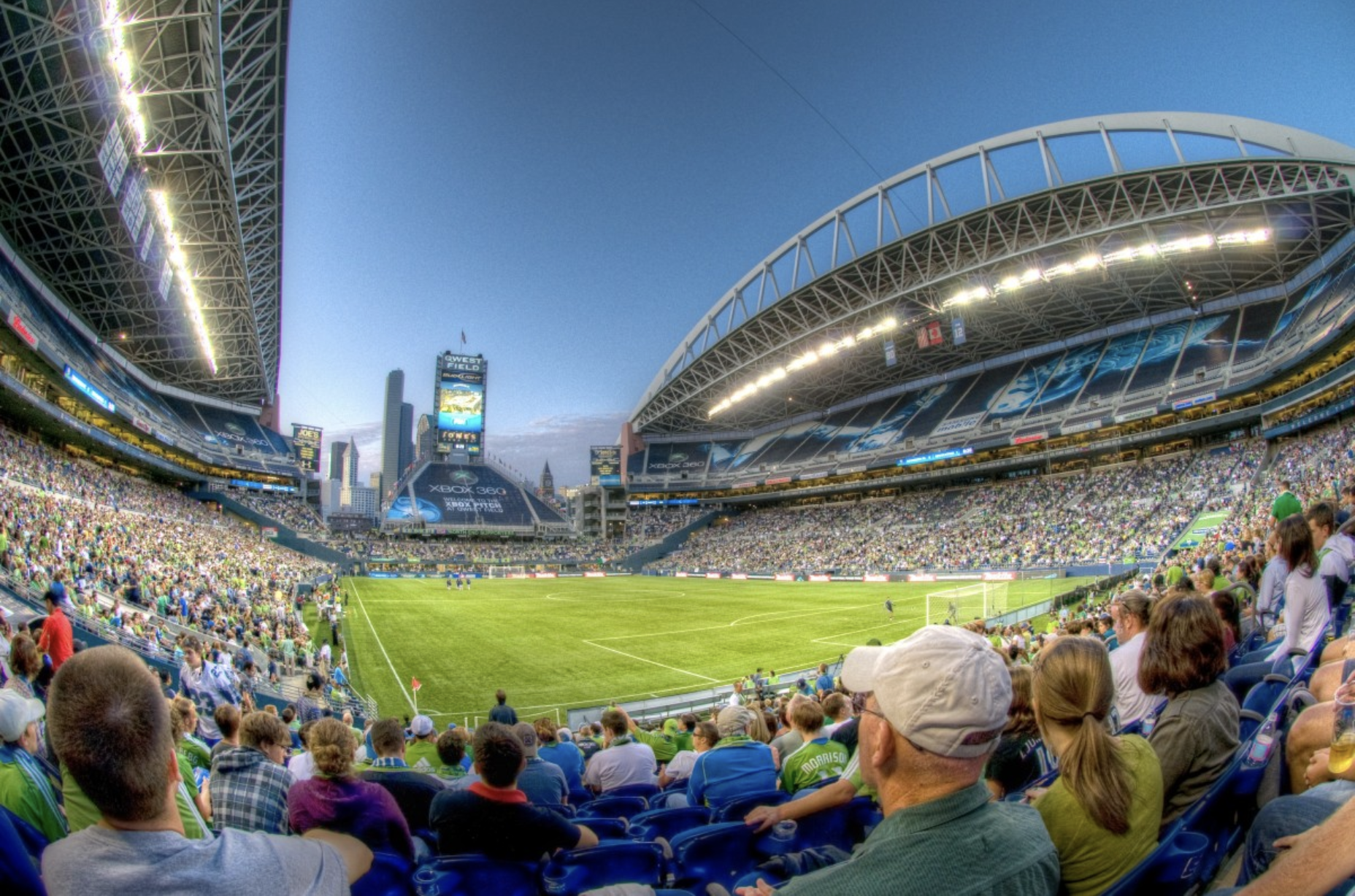 CityU's Night at the Sounders