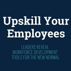 PSBJ's Upskill Your Employees Webinar
