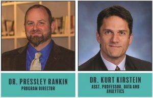 Pressley Rankin and Kurt Kirstein